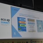 Novos cartazes distinguidos no Eco-ap Summit