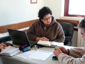 Ana Araújo responsável pela Unidade de Saúde Mental Comunitária do Pinhal Interior