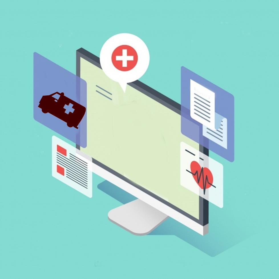 imagem do post do SNS com plataforma única para o transporte de doentes não urgentes