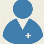 Botão para Técnicos Superiores de Saúde