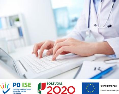 imagem do post do PO ISE/Candidaturas abertas para formação de profissionais do setor da saúde