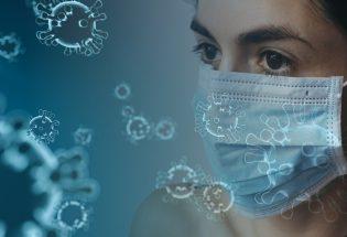 Imagem identificativa da pandemia de coronavírus